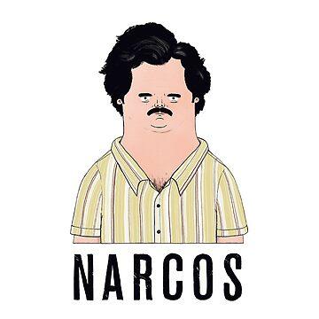 Narcos by zakarsia