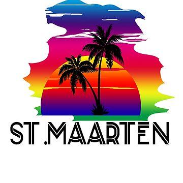 St. Maarten by dejava