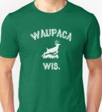 WAUPACA WIS. Unisex T-Shirt