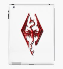Skyrim - Red iPad Case/Skin