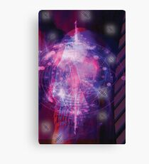 force within Canvas Print
