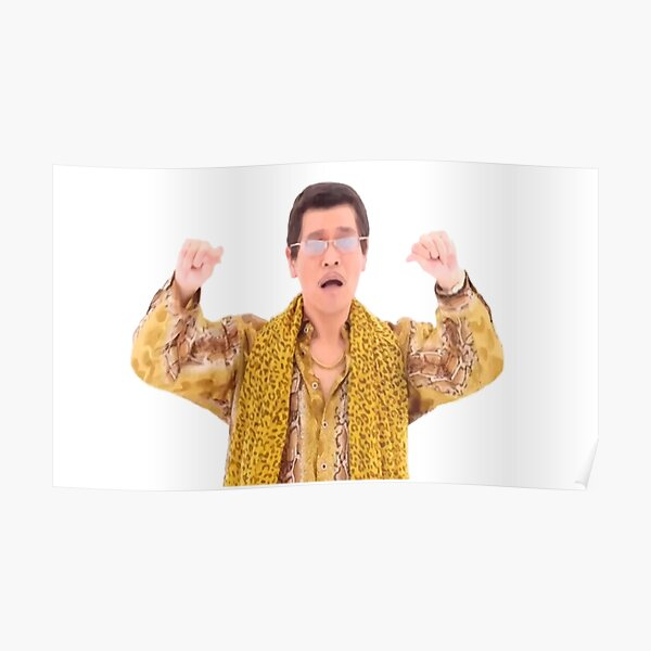 PPAP GUY Poster