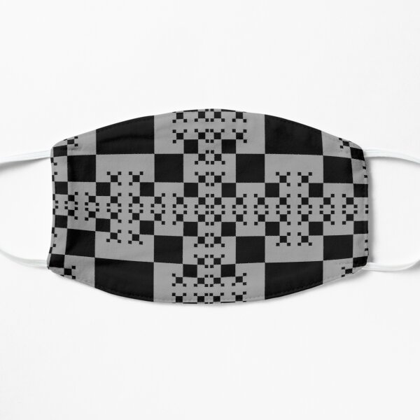 Squares construction Flat Mask