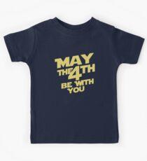 May the 4th Kids Tee