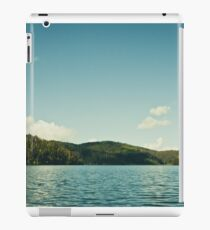 Tranquil lake iPad Case/Skin