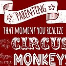 Parenting: My Circus, My Monkeys by jphiliphorne