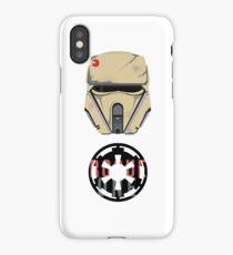 Beach Trooper iPhone Case/Skin