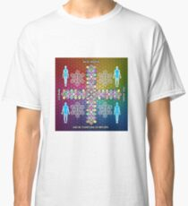 Galactivation Template Neo Sapien  Classic T-Shirt