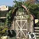 SCHOLZ FARM IN ORTING, WA.  by MsLiz