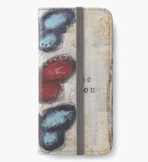 Be you iPhone Wallet/Case/Skin