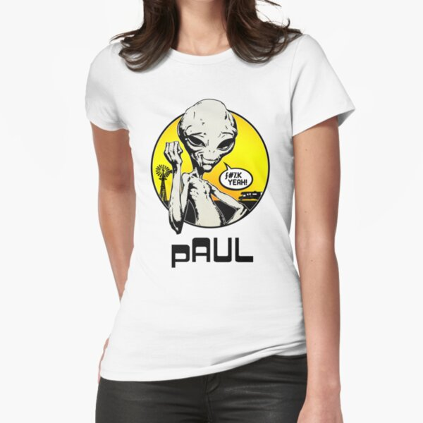 Paul Fitted T-Shirt