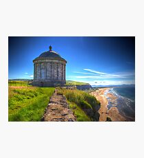 Mussenden Temple Photographic Print