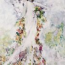 Angel Blossoms by olga zamora