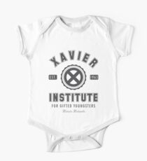 Xavier Institute One Piece - Short Sleeve