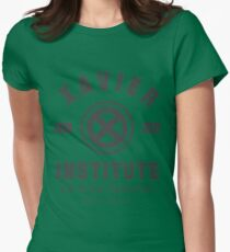 Xavier Institute Womens Fitted T-Shirt