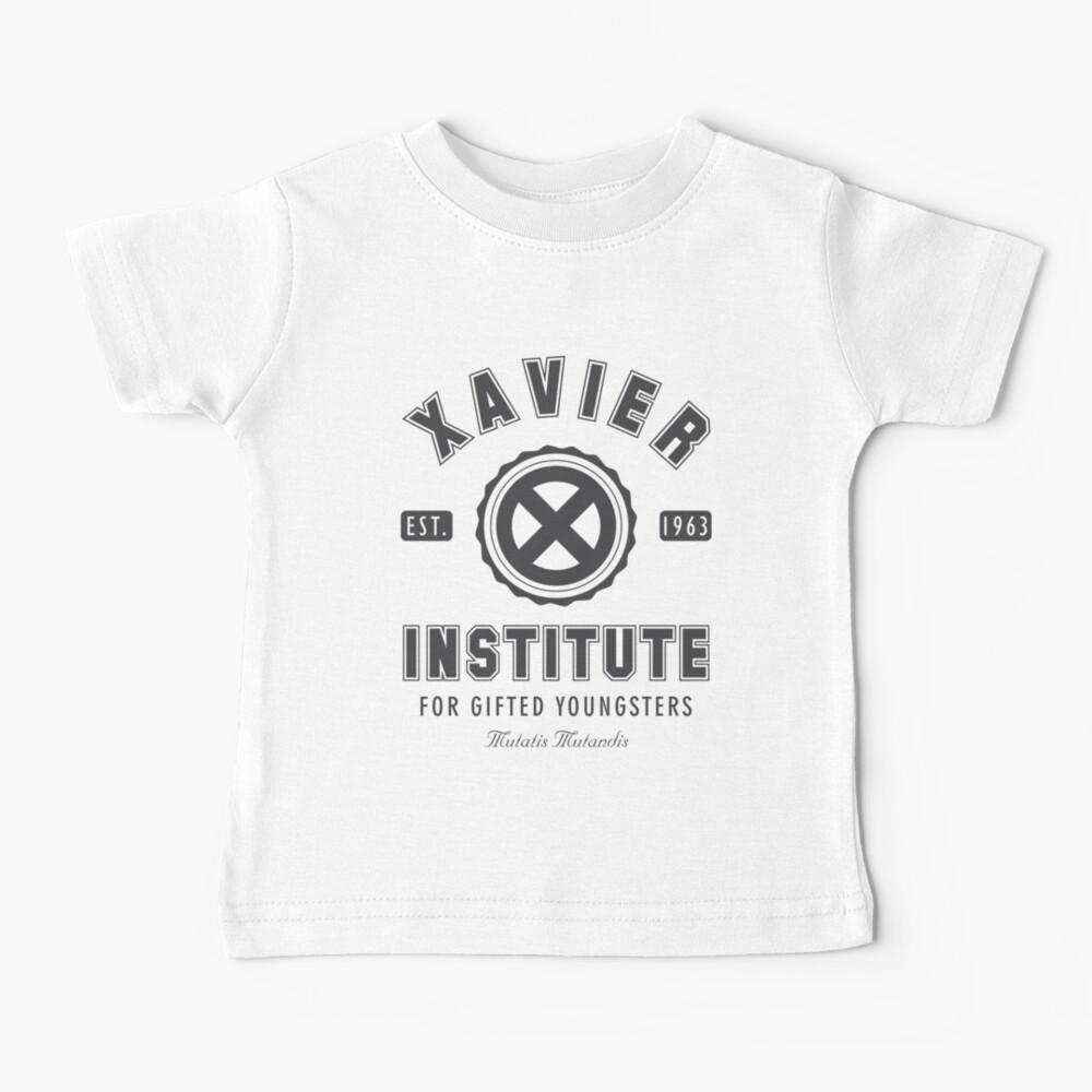 Xavier Institute Baby T-Shirt