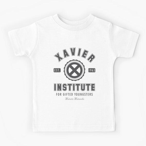 Xavier Institute Kids T-Shirt