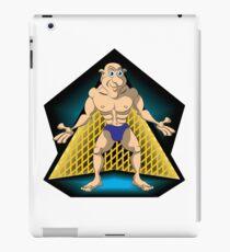 Exercise Man iPad Case/Skin