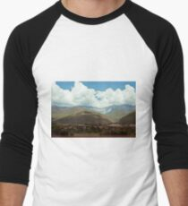 Moutains and clouds T-Shirt
