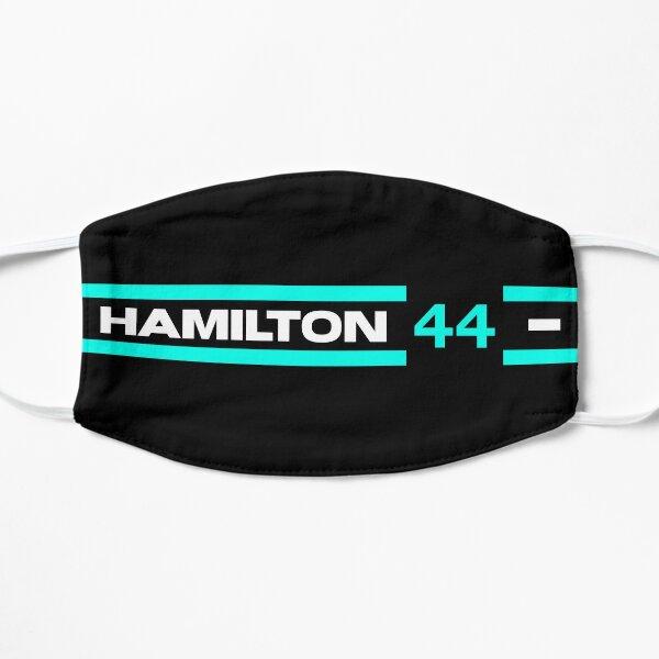 Lewis Hamilton Masque sans plis