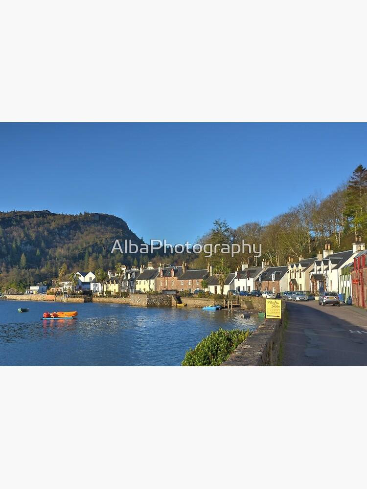 Plockton, Scotland. by AlbaPhotography