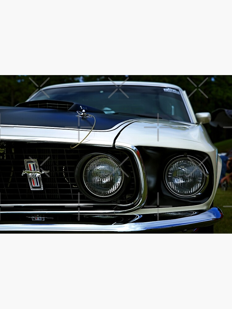1969 Ford Mustang by mal-photography
