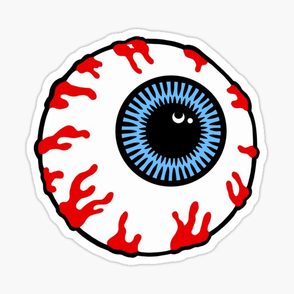 Eyeball Sticker