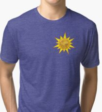 Golden Sun Tri-blend T-Shirt