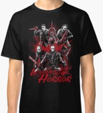 Legends of Horror Classic T-Shirt