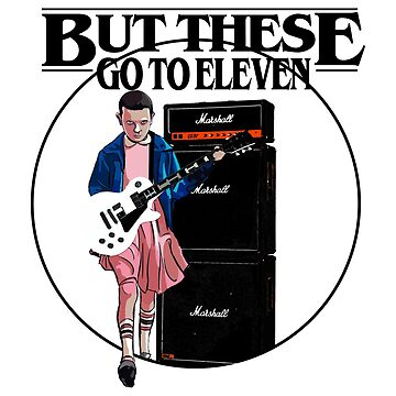 These Go To Eleven by luvthecubs