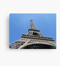 Le Tour Eiffel Canvas Print
