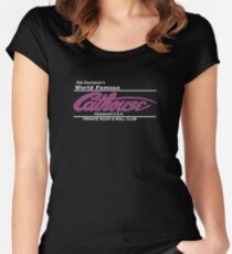 Alice Cooper - Cathouse Women's Fitted Scoop T-Shirt