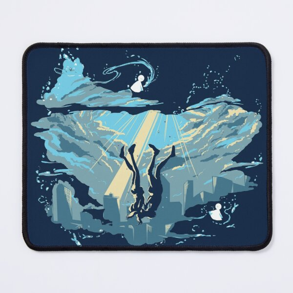 Children of Weather Mouse Pad