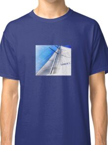 Keep The Wind In Your Sails Classic T-Shirt