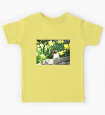 Buttery Spring Kids Tee