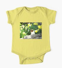 Buttery Spring Kids Clothes