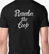 Alice Cooper - Remember the Coop Unisex T-Shirt