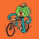 Stranger Brain Thing by Gimetzco