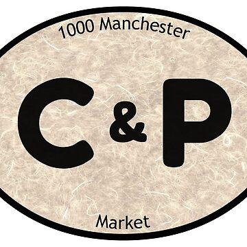 C&P Artisan Paper by squarebubble