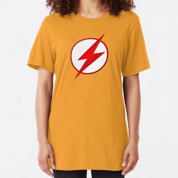 KID FLASH Slim Fit T-Shirt