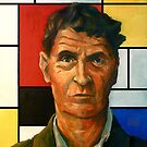 Ludwig Wittgenstein by Renee Bolinger