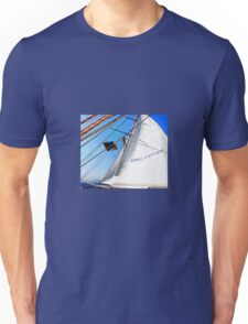 The Realist Adjusts The Sails T-Shirt
