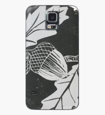 Funda/vinilo para Samsung Galaxy Bellota de bosque
