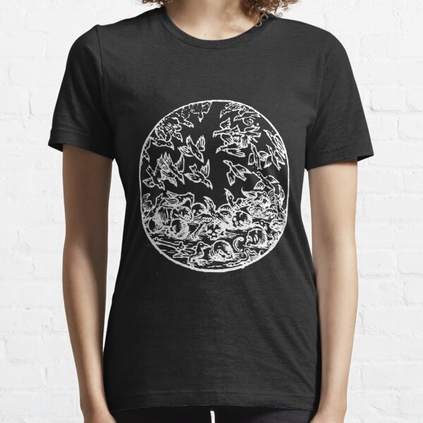 Death Becomes (white) Essential T-Shirt