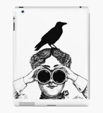 Where's that bird?! - humor iPad Case/Skin