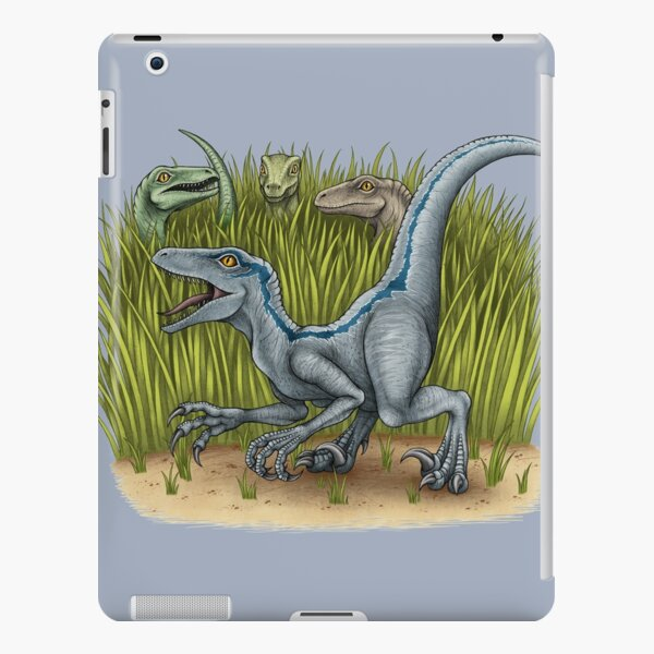 Jurassic World Velociraptors iPad Snap Case