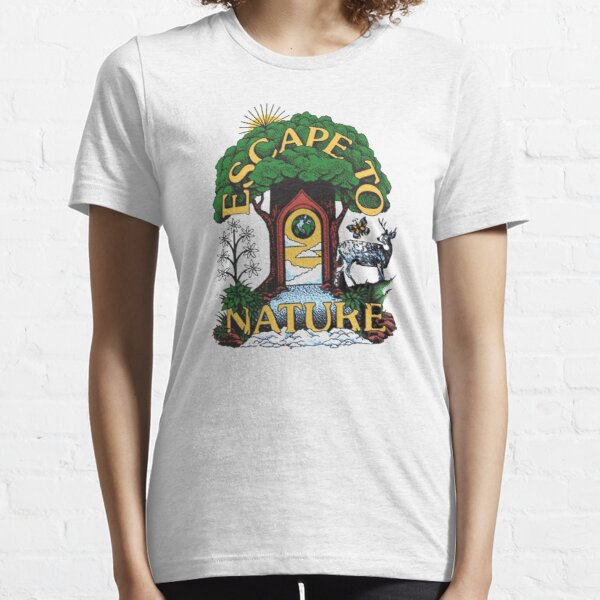 Escape To Nature Greta Van Fleet Parks Project Essential T-Shirt
