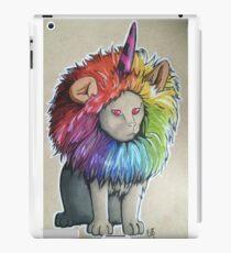 Uni-Cat iPad Case/Skin