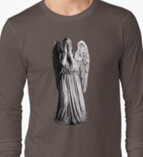 Weeping Angel - Don't Blink Long Sleeve T-Shirt