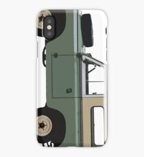 Range Rover iPhone Case/Skin